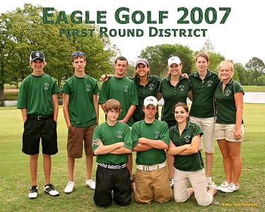 Golf, 2007