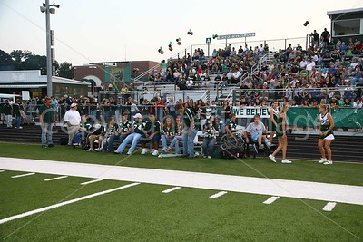 Canton vs Quinlan Ford, (Homecoming) Sept.26, 08