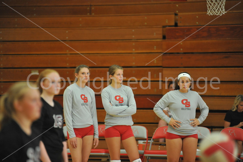 Canton South Volleyball 082016