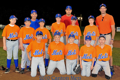 2010 Mets Baseball
