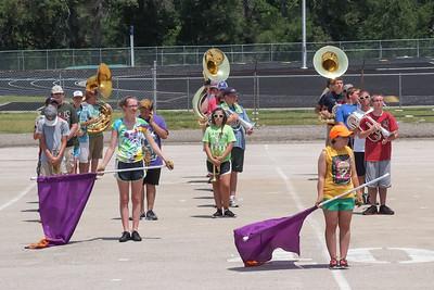 Band Camp 2013-15