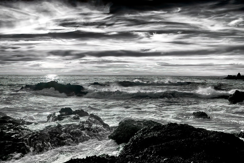 Point Lobos Sunset 1655b