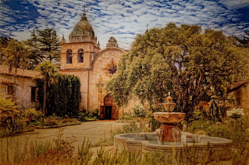 Mission San Carlos Borromeo de Carmelo 1518b