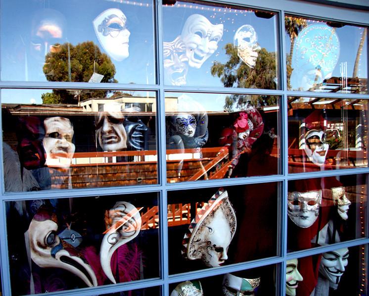 Mask Reflections