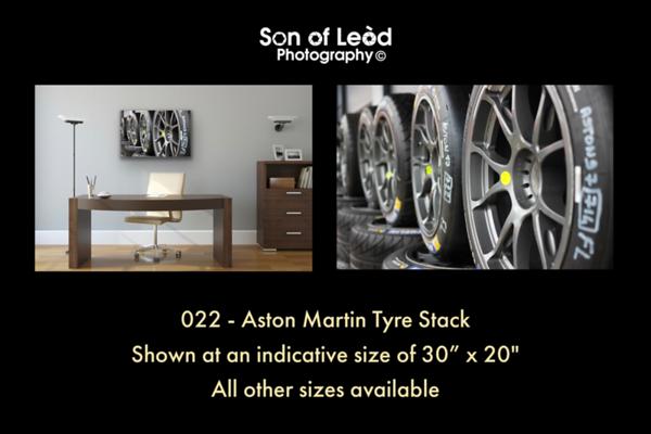022 Aston Martin Tyres