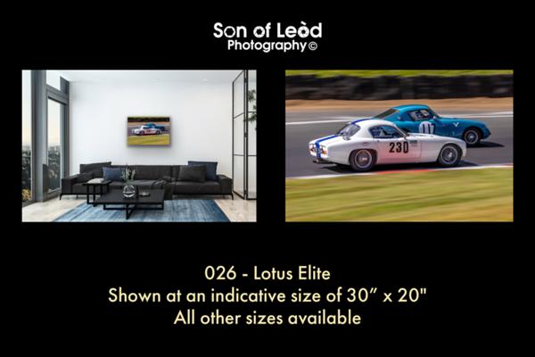 026 Lotus Elite