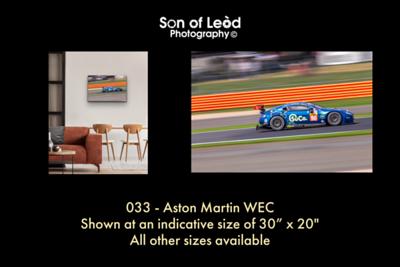 033 Aston Martin WEC