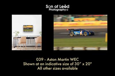 039 Aston Martin WEC