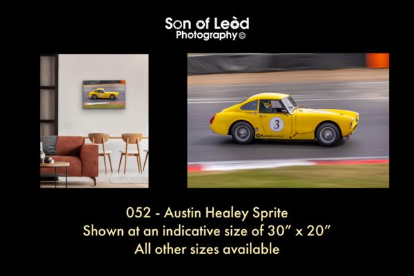052 Austin Healey Sprite