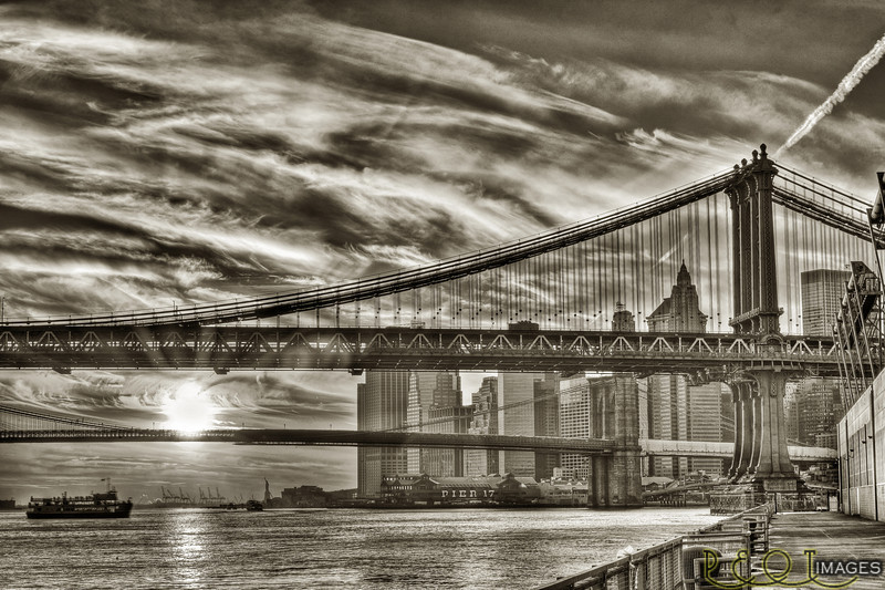 Manhattan Bridge - NY