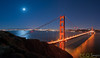 Golden Gate Bridge - San Francisco<br /> GGB Pano2