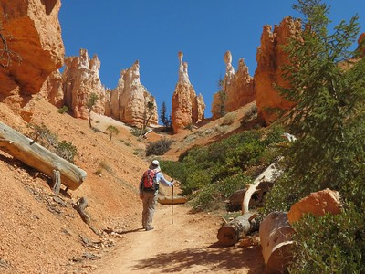 Bryce Canyon Hikes Apr13