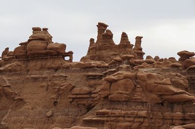 Lots of interesting formations