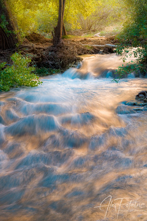 Havasu Creek Glow