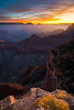 Misty South Rim Dawn