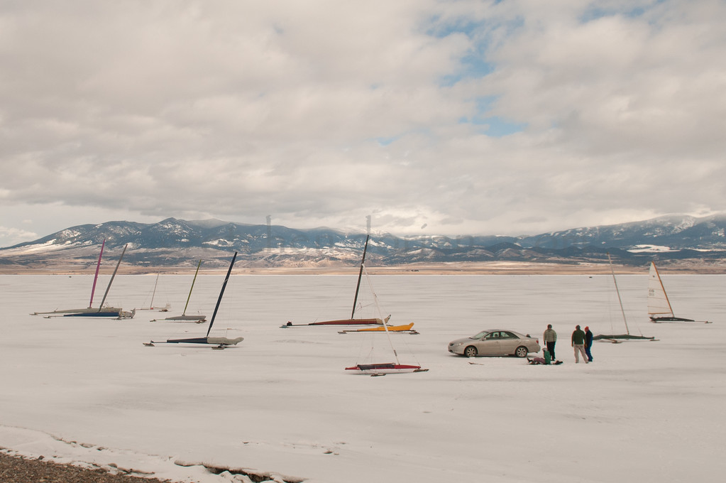 Canyon Ferry, Montana