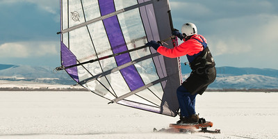 Board Sailing | Canyon Ferry, MT