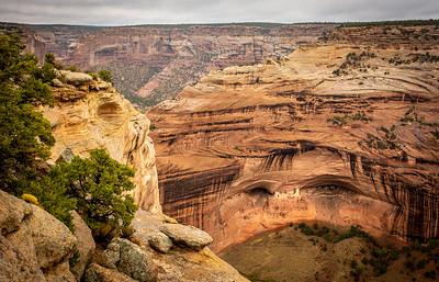 Canyon de Chelly Pueblo Ruin