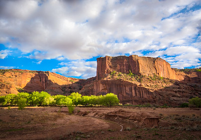 Canyon de Chelly Desert Farm