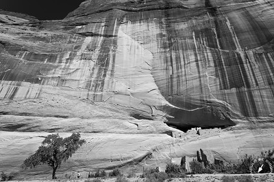 White House Ruin, Canyon de Chelly, View Four