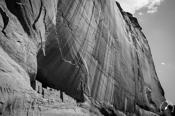 The Upper Ruin of White House Pueblo at Canyon de Chelly