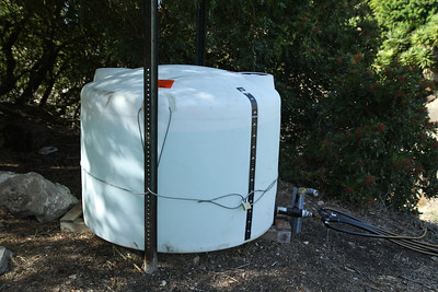 New Water Tank