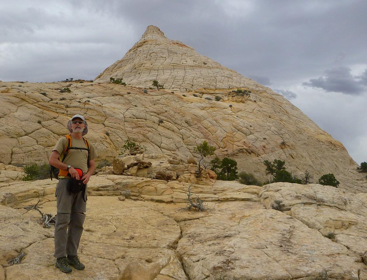 Fern Nipple hike - The summit.