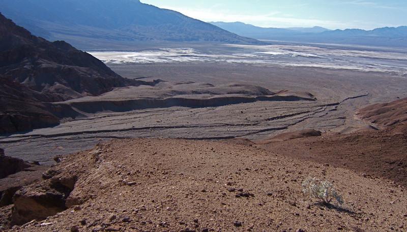 Copper Canyon alluvial fan