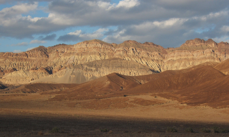 Sunset on Badwater Road