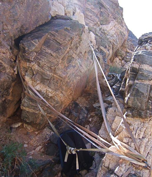 Big Boulder Anchor