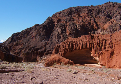 Lower Coffin Canyon