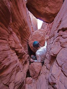 Craig, Egypt 2, Slipping Through