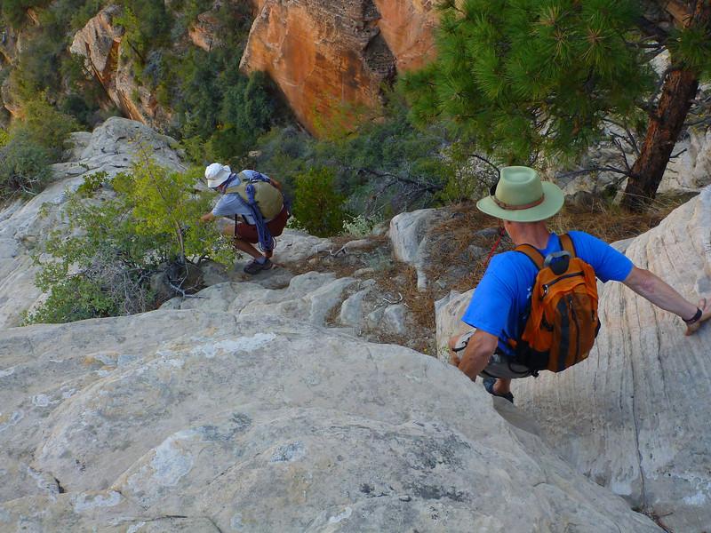 Lady Mountain Climb