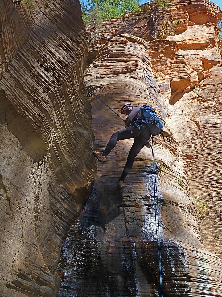 Russell Gulch Descent