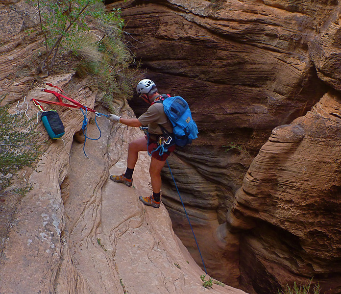 Spry Canyon Descent