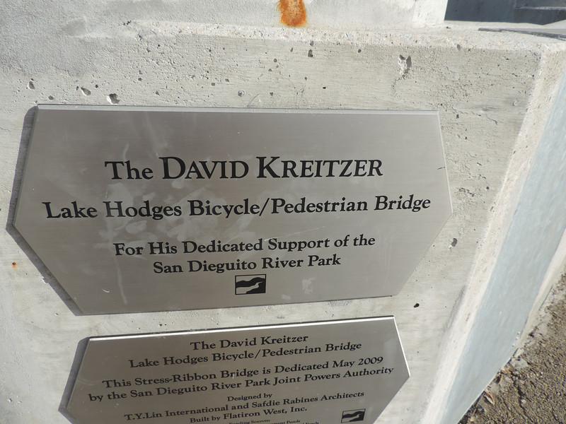 Lake Hodges Bridge