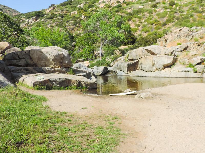 Horsethief Canyon Pool