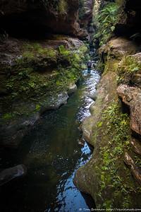 Impressive canyon