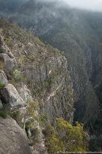 Bungonia Gorge the next morning