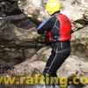 """Canyoning with Splash  <a href=""""http://www.rafting.co.uk"""">http://www.rafting.co.uk</a>"""