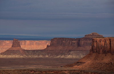 Grand View Point, Canyonlands National Park, Moab, UT