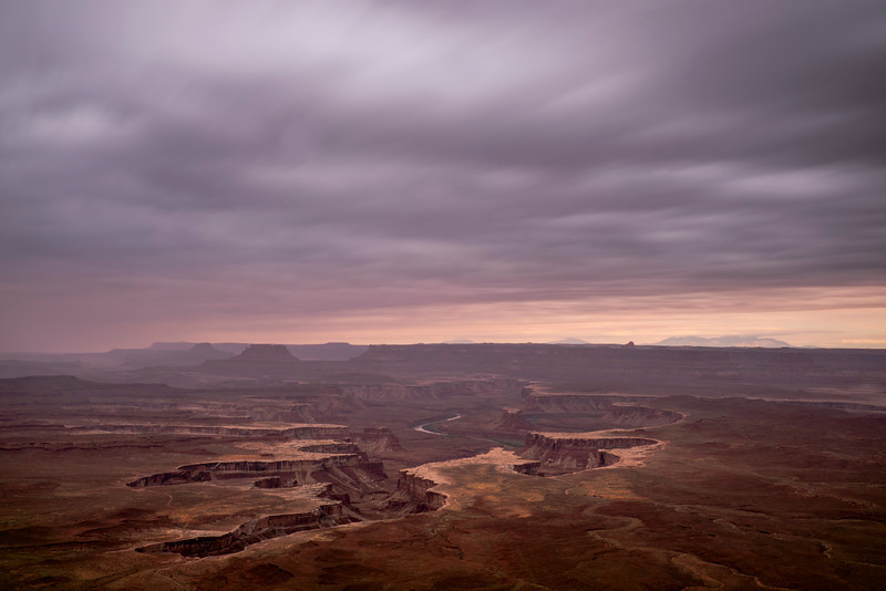 Green River Overlook, Canyonlands Natl. Park