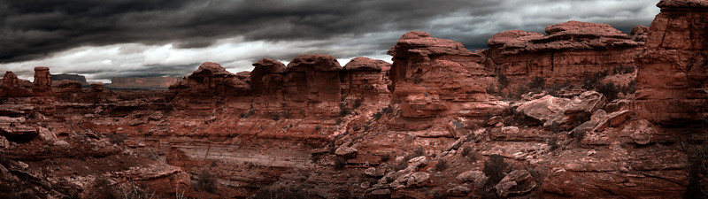 Canyonlands National Park, Needles District