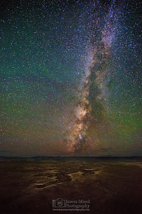 """""""Galactic Dreams,"""" The Milky Way over the Green River and Stillwater Canyon, Canyonlands National Park, Utah"""