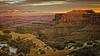 Canyonlands Winter Sunset