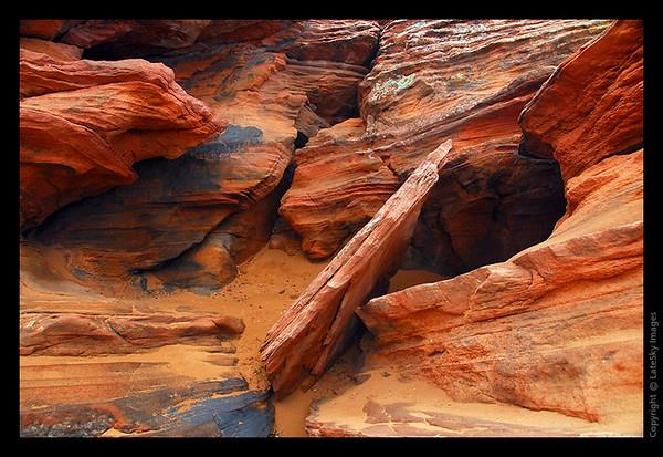 538 Navajo Sandtone B