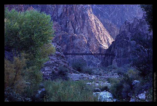 G02 Black Bridge at Dawn