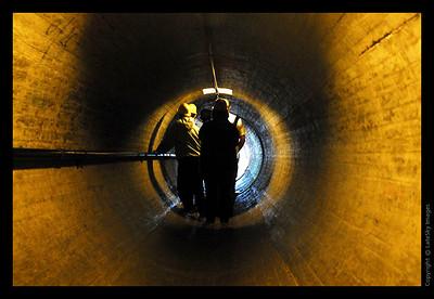 985 Ventilation Tunnel