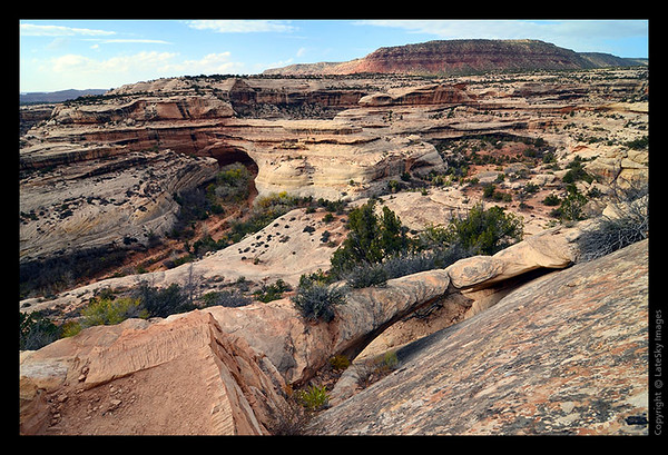 SW11_1367 Kachina Bridge and Small Arch