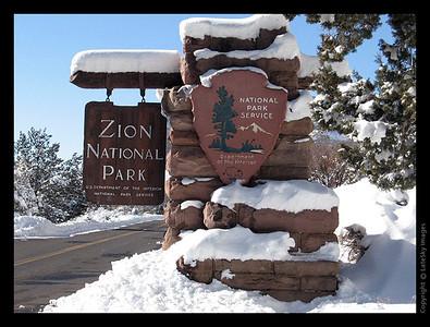 056 Zion Entrance